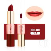 O. TWO. O Lip Gloss Long Lasting Waterproof Matte Lipstick (Red) | Makeup for sale in Central Region, Kampala