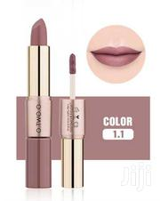 O. TWO. O High Lip Gloss Long Lasting Waterproof Matte Lipstick (Pink)   Makeup for sale in Central Region, Kampala