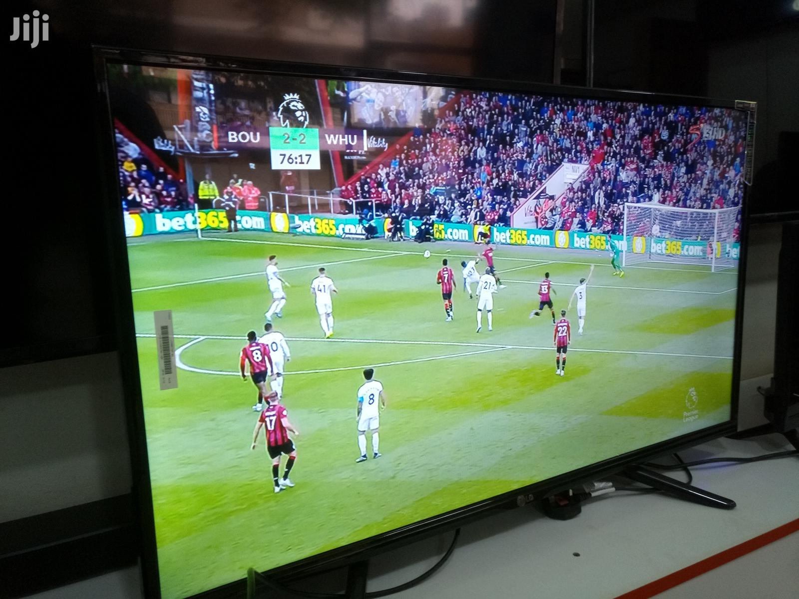 LG Led Flat Screen TV 42 Inches | TV & DVD Equipment for sale in Kampala, Central Region, Uganda