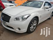 New Nissan Fuga 2013 White | Cars for sale in Central Region, Kampala