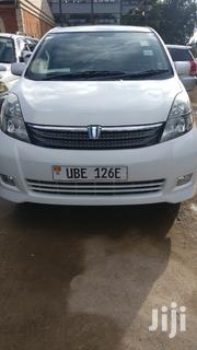 Toyota ISIS 2003 White | Cars for sale in Central Region, Kampala