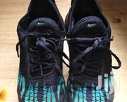Shoes Nike Black And Green | Shoes for sale in Central Region, Kampala