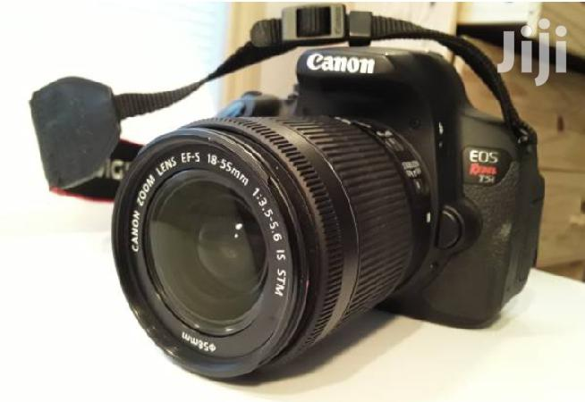 Archive: Canon Eos T5i (700D) With 18-55mm