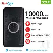 GOLF Wireless Power Bank 10000mah | Accessories for Mobile Phones & Tablets for sale in Central Region, Kampala