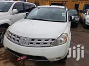 New Nissan Murano 2008 3.5 White   Cars for sale in Central Region, Kampala