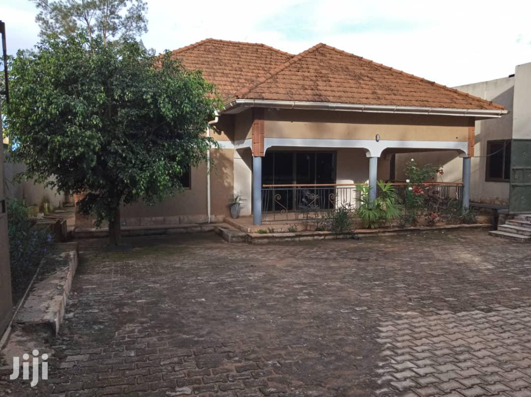 Three Bedroom House In Bweyogerere For Sale