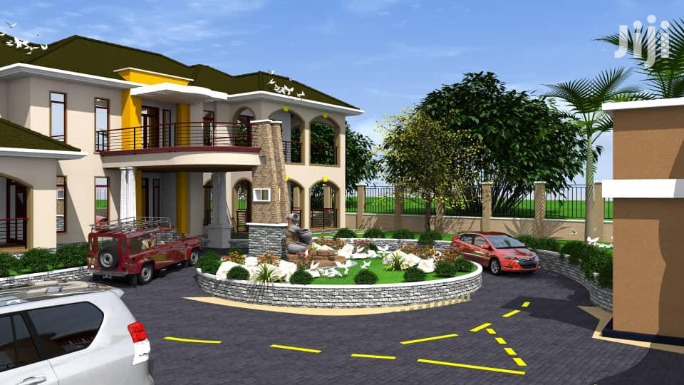Live Like A King. 6bedroom Shell Mansion In Gayaza Nakwero | Houses & Apartments For Sale for sale in Kampala, Central Region, Uganda
