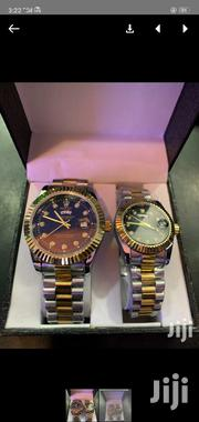 Couples' Rolex Watches Silver and Gold With Full Date | Watches for sale in Central Region, Kampala