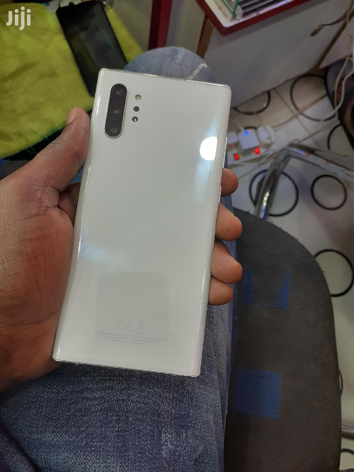 Archive: Samsung Note 10+ White In Colour