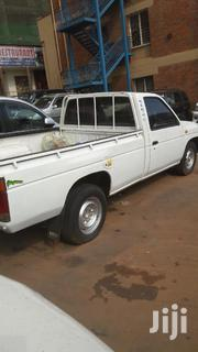 Nissan Pick-Up 1997 White   Cars for sale in Central Region, Kampala