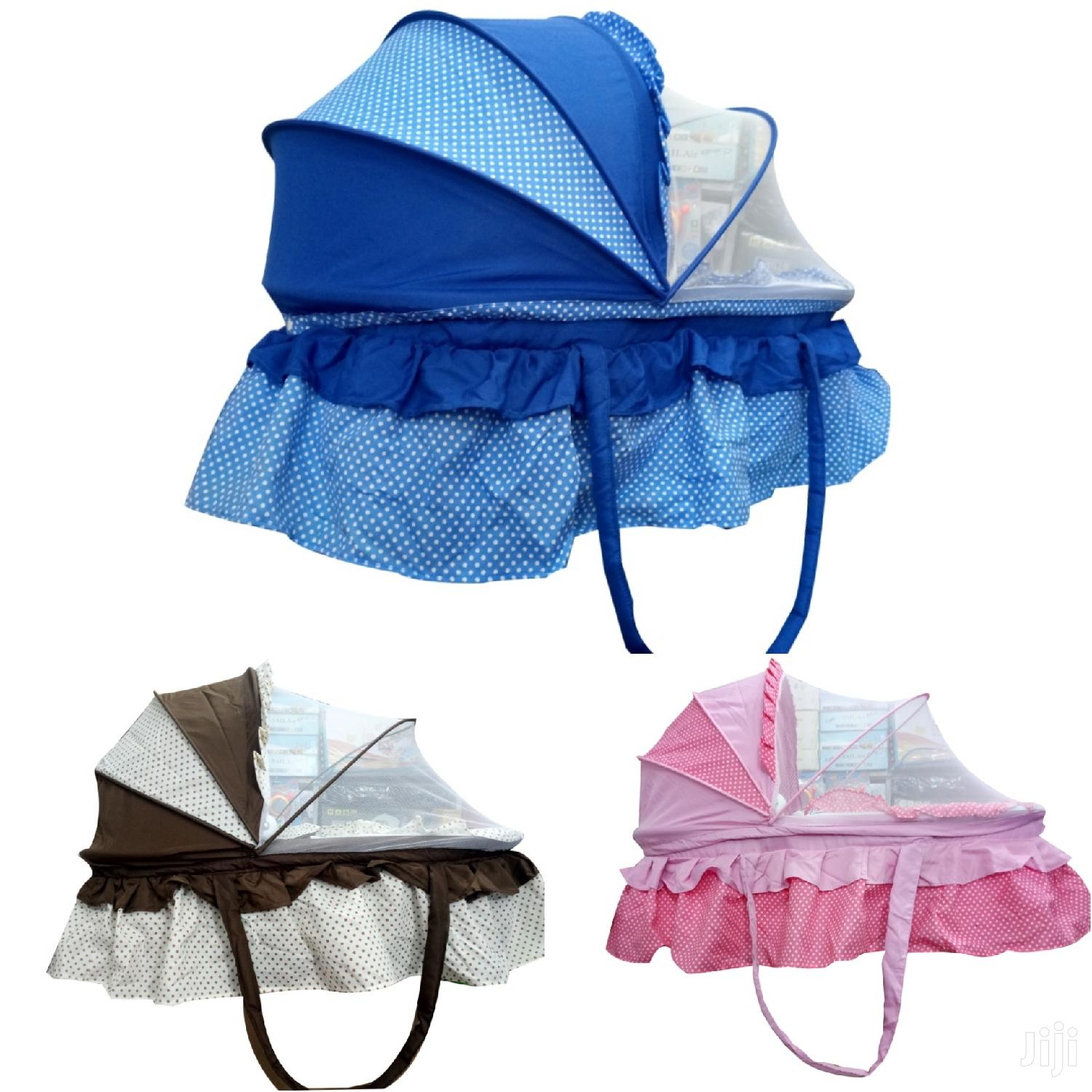 New Born Baby's Travel Foldable Bed