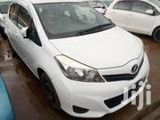 Toyota Vitz 2012 White | Cars for sale in Central Region, Kampala