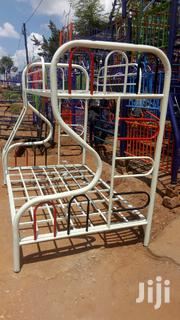 Classic Metallic Bed | Children's Furniture for sale in Central Region, Kampala