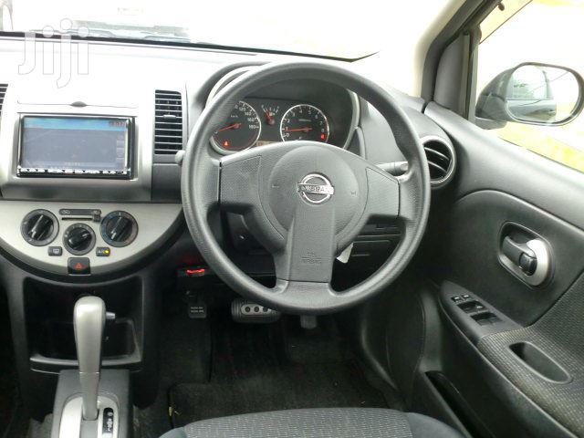 Archive: Nissan Note 2009 1.4 Black