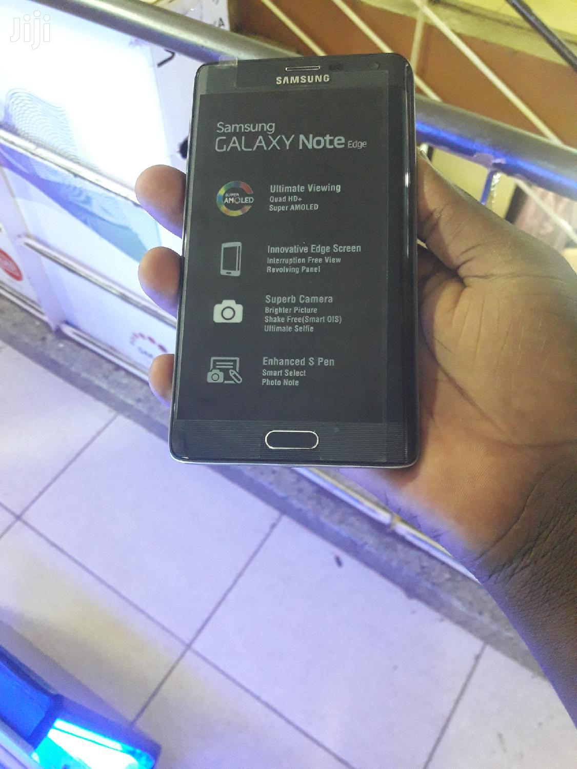 Archive: New Samsung Galaxy Note Edge 64 GB Black