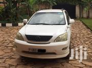 Toyota Harrier 2003 White   Cars for sale in Central Region, Kampala