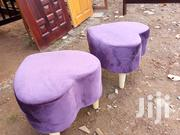 Heart Shaped Poufs | Furniture for sale in Central Region, Kampala
