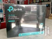 D/Tp Link 16port Desktop And Rackmount Switches | Networking Products for sale in Central Region, Kampala