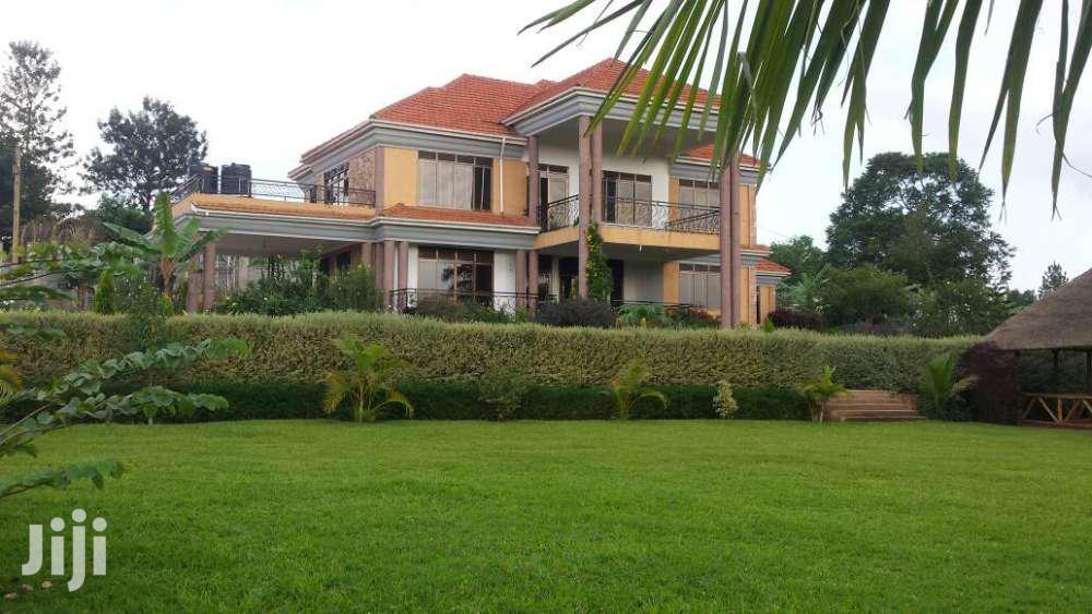 7bedroom Magnificent Mansion In Namugongo Sonde Area