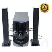 Jazz-988, 2.1 Ch Home Theater With Bluetooth/USB/SD/AC/DC,Remote | Audio & Music Equipment for sale in Central Region, Kampala