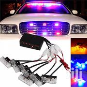 Car 18LED Red/Blue Yellow Blue Police Strobe Lights   Vehicle Parts & Accessories for sale in Central Region, Kampala