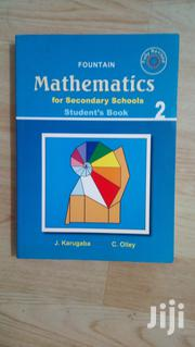 Mathematics For Secondary School, 2 | Books & Games for sale in Central Region, Kampala