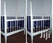 Baby Cot Blue and White | Children's Furniture for sale in Central Region, Wakiso