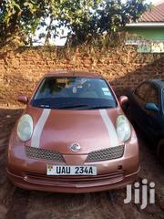 Nissan March 2002 Gold | Cars for sale in Central Region, Kampala