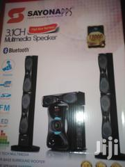 Sayona Woofer Tower Speakers | Audio & Music Equipment for sale in Central Region, Kampala