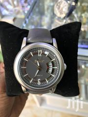 Swiston Leather Men Watch   Watches for sale in Central Region, Kampala