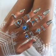 Turquoise Ring Set | Jewelry for sale in Central Region, Kampala