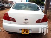 Nissan Skyline 2002 White | Cars for sale in Central Region, Kampala