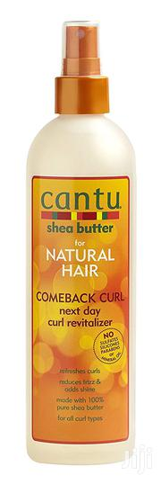 Cantu Shea Butter For Natural Hair Comeback Curl Next Day 355Ml | Hair Beauty for sale in Central Region, Kampala