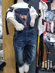 Denim Dungarees | Children's Clothing for sale in Central Region, Kampala