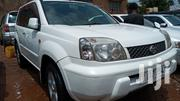 Nissan X-Trail 2003 White   Cars for sale in Central Region, Kampala