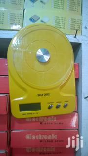 Electronic Portable Kitchen Weighing Scale In Uganda Affordably | Kitchen Appliances for sale in Central Region, Kampala
