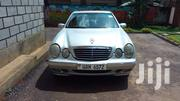 Mercedes-Benz E200 2001 Silver | Cars for sale in Central Region, Kampala