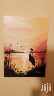 Art Painting ....Aclyrics On Canvas Half Metre | Arts & Crafts for sale in Central Region, Kampala