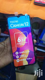 New Tecno Camon 12 64 GB Blue | Mobile Phones for sale in Central Region, Kampala