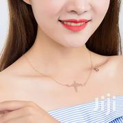 ECG Heart Frequency Clavicle Necklaces | Jewelry for sale in Central Region, Kampala