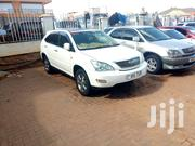 Toyota Harrier 2007 White   Cars for sale in Central Region, Kampala