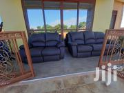 7 Seater Leather Recliner Sofas | Furniture for sale in Central Region, Kampala