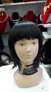 Human Fringe Bang Silky Wig | Hair Beauty for sale in Central Region, Kampala