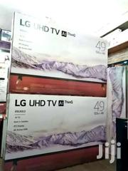 LG Smart UHD 4k TV 49inches New | TV & DVD Equipment for sale in Central Region, Kampala