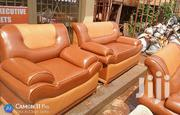 Leather Sofa Set | Furniture for sale in Central Region, Kampala
