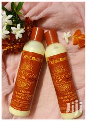 Creme Of Nature With Argan Oil Hair Lotion | Hair Beauty for sale in Central Region, Kampala