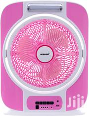 Geepas 9 Speed Rechargeable Electric Cooling Fan | Home Appliances for sale in Central Region, Kampala