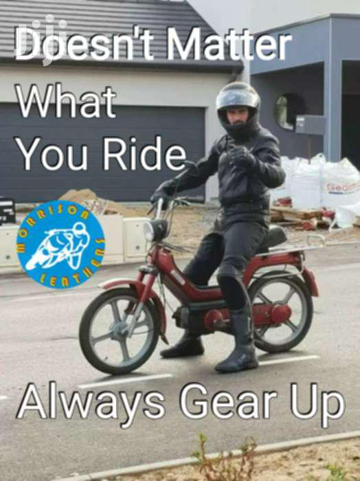 Visit Us For All Your Original & Genuine Riding Gear Needs