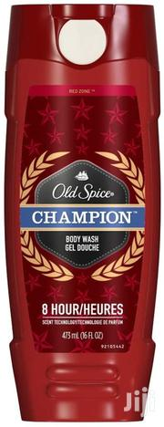 Canadian Old Spice Champion Scent Body Wash Red Zone 473ml | Bath & Body for sale in Central Region, Kampala
