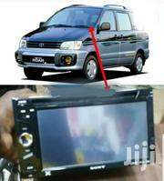 Noah Double Check Screen Radio | Vehicle Parts & Accessories for sale in Central Region, Kampala